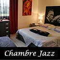Chambre hote st-genis-laval - chambre fancy