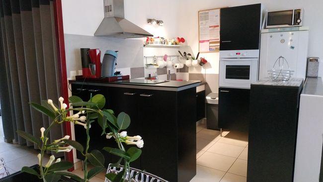 Location g te st genis laval h bergement 1 6 personnes for Ares cuisine centre laval